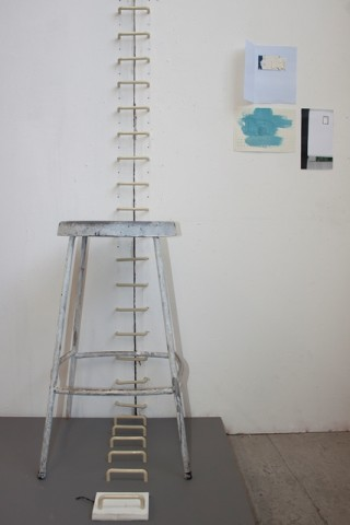 Stitch Installation, view I (2012)