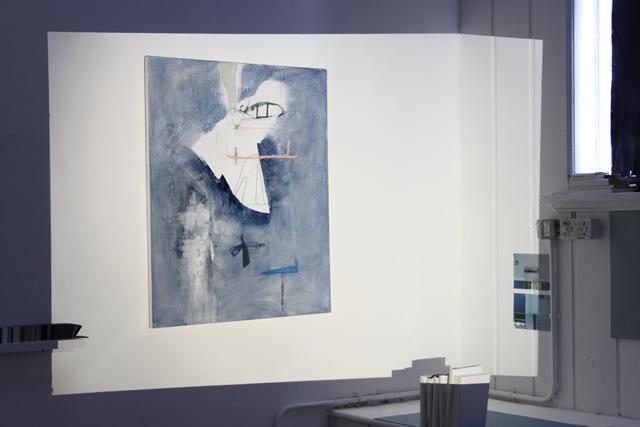 Corner Installation I (2011)