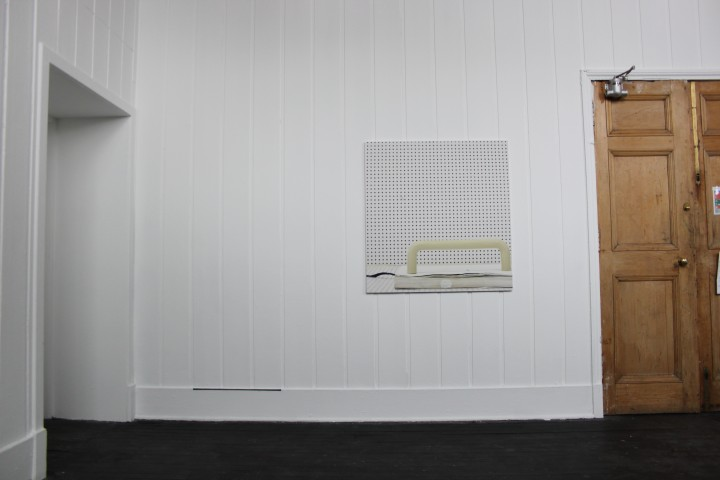 Degree Show Installation view (2012)
