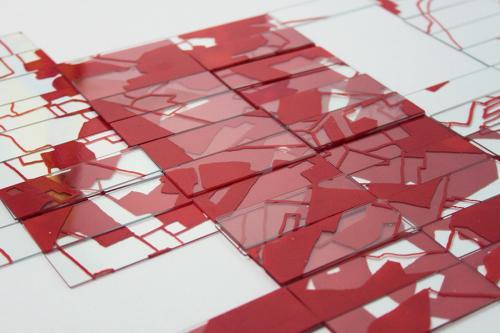 Redline 3 (2019) gicleé print60 x 90 cm
